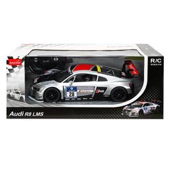 Rastar Audi R8 LMS Uzaktan Kumandalı Işıklı Araba 1:14 Ölçek S00075300 - Thumbnail