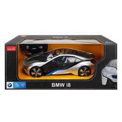 Rastar BMW I8 Uzaktan Kumandalı Işıklı Araba 1:14 Ölçek S00049600 - Thumbnail