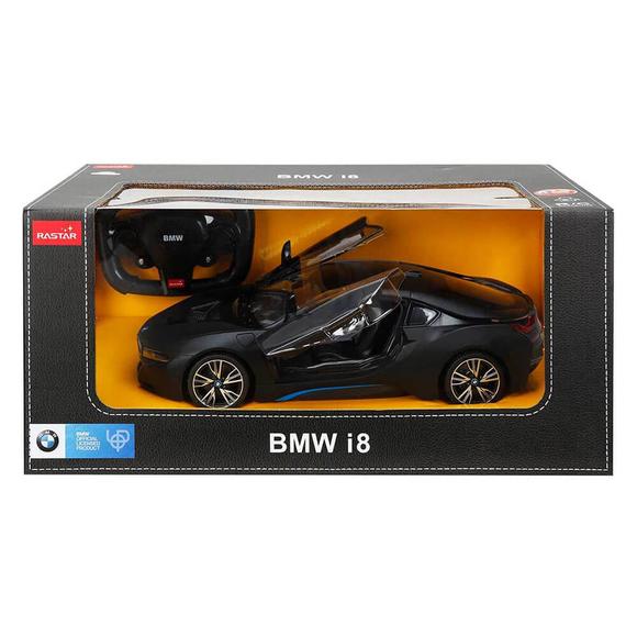 Rastar BMW I8 Uzaktan Kumandalı Işıklı Araba 1:14 Ölçek S00071060