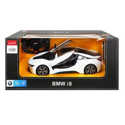 Rastar BMW I8 Uzaktan Kumandalı Işıklı Araba 1:14 Ölçek S00071060 - Thumbnail