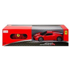 Rastar Ferrari 458 Speciale A Uzaktan Kumandalı Araba 1:24 Ölçek S00071900 - Thumbnail