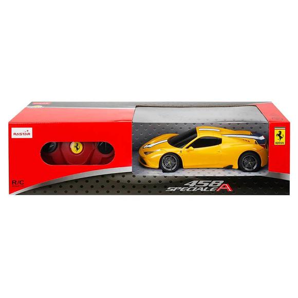 Rastar Ferrari 458 Speciale A Uzaktan Kumandalı Araba 1:24 Ölçek S00071900
