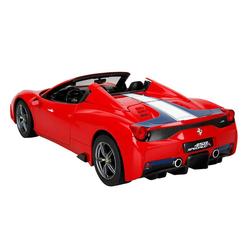 Rastar Ferrari 458 Speciale Uzaktan Kumandalı Işıklı Araba 1:14 Ölçek S00074560 - Thumbnail