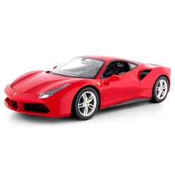 Rastar Ferrari 488 GTB Uzaktan Kumandalı Araba 1:14 Ölçek 75600 - Thumbnail