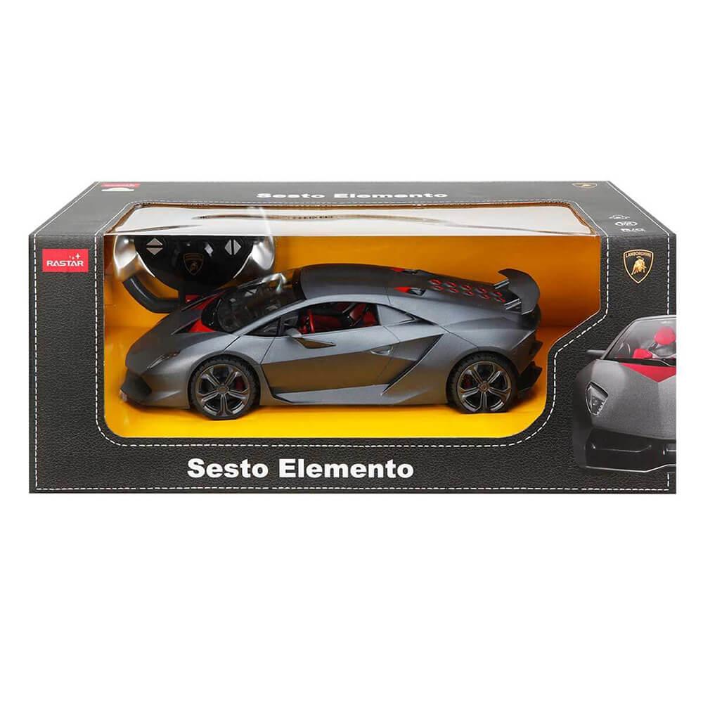 Rastar Lamborghini Sesto Elemento Uzaktan Kumandali Isikli Araba 1