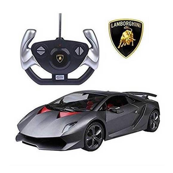 Rastar Lamborghini Sesto Elemento Uzaktan Kumandalı Işıklı Araba 1:14 Ölçek S00049200