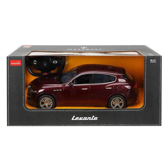 Rastar Maserati Levante Uzaktan Kumandalı Işıklı Araba 1:14 Ölçek S00075500