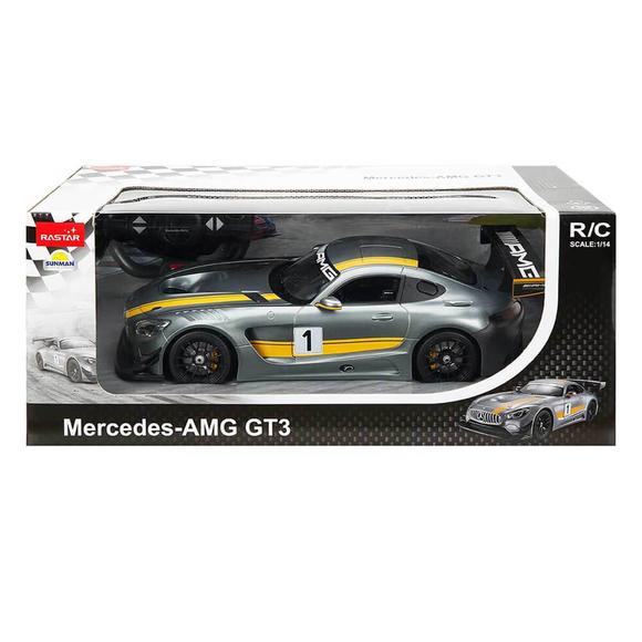 Rastar Mercedes Amg Gt3 Uzaktan Kumandalı Işıklı Araba 1:14 Ölçek S00074100