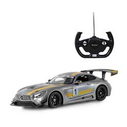 Rastar Mercedes Amg Gt3 Uzaktan Kumandalı Işıklı Araba 1:14 Ölçek S00074100 - Thumbnail