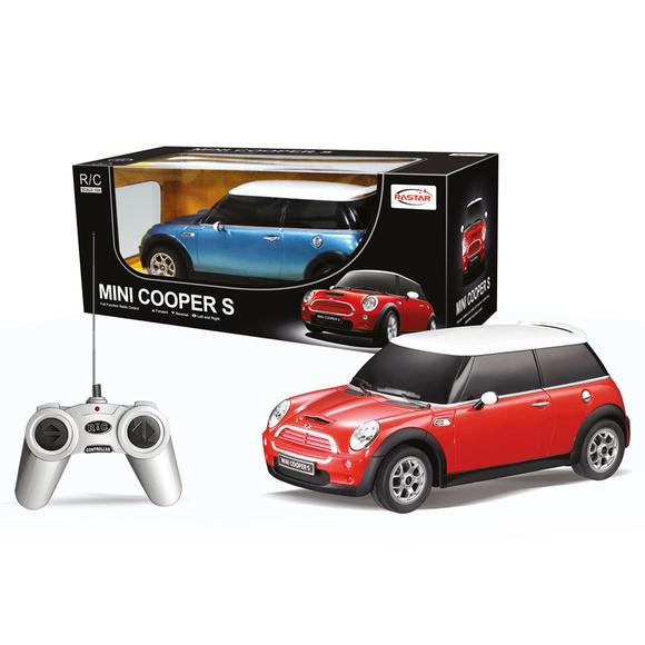 Rastar Mini Cooper Uzaktan Kumandalı Araba 1:24 Ölçek 15000