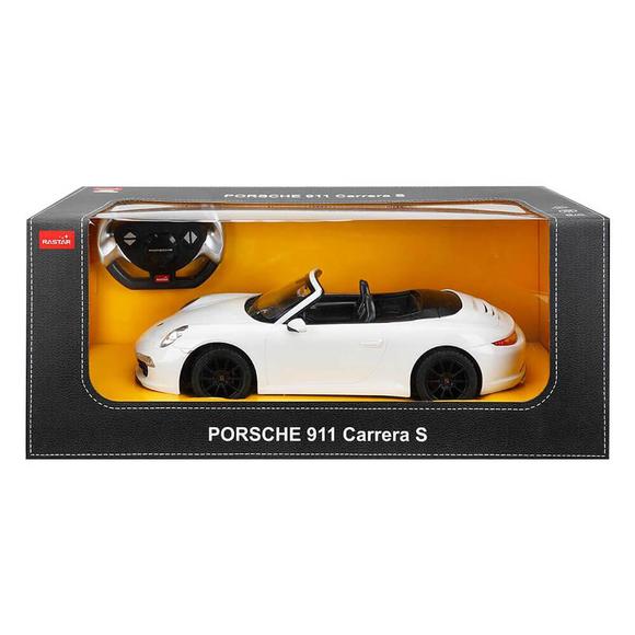 Rastar Porsche 911 Carrera Uzaktan Kumandalı Işıklı Araba 1:14 Ölçek S01047700