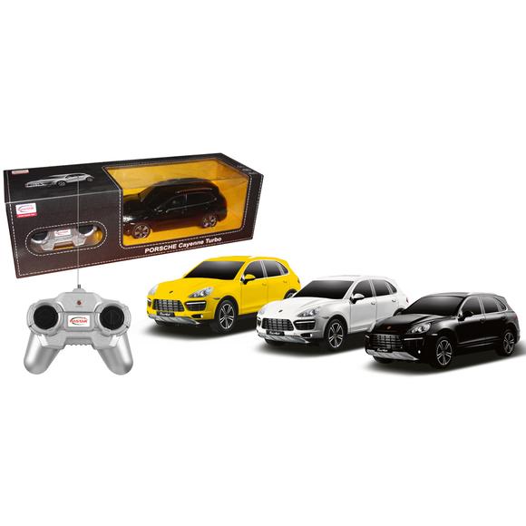 Rastar Porsche CayenneUzaktan Kumandalı Araba 1:24 Ölçek 46100