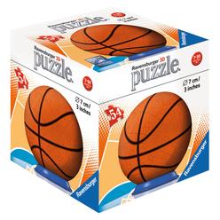 Ravensburger 3D Puzzle Spor Topları 54 Parça Plastik 11868 - Thumbnail