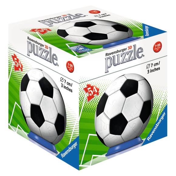Ravensburger 3D Puzzle Spor Topları 54 Parça Plastik 11868