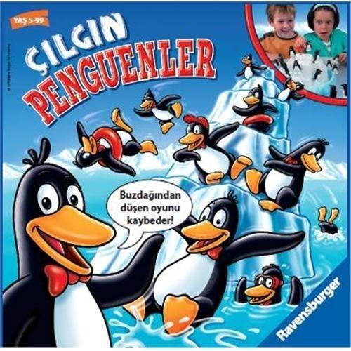 Ravensburger Çılgın Penguenler 221486