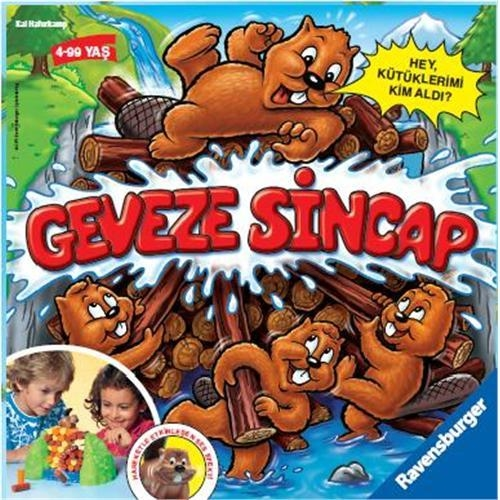 Ravensburger Geveze Sincap 221479