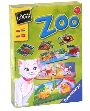 Ravensburger Logo Zoo 243600