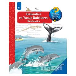 Ravensburger Maksi - Balinaları ve Yunus Balıklarını Keşfedelim - Thumbnail