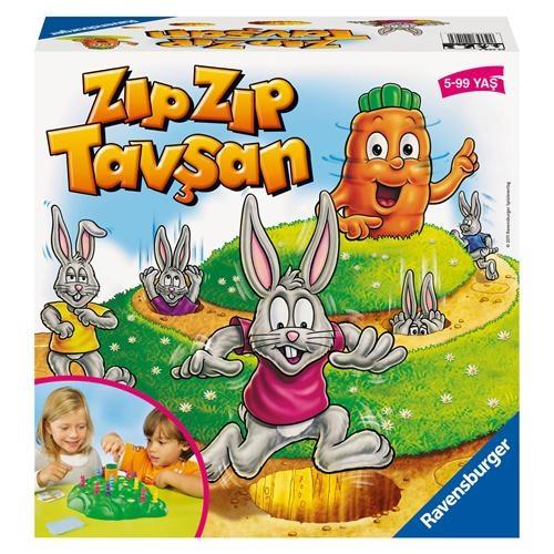 Ravensburger Zıp Zıp Tavşan 221462