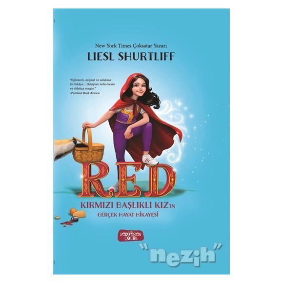 RED - Kırmızı Başlıklı Kız'ın Gerçek Hayat Hikayesi