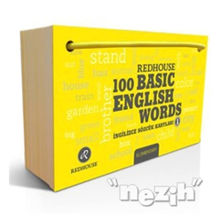 Redhouse 100 Basic English Words 1 - Thumbnail