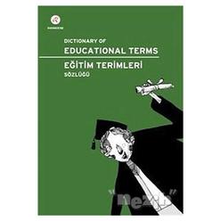 Redhouse Dictionary of Educational Terms - Eğitim Terimleri Sözlüğü - Thumbnail