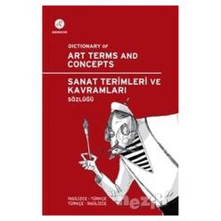 Redhouse Sanat Terimleri ve Kavramları Sözlüğü / Dictionary of Art Terms and Concepts - Thumbnail