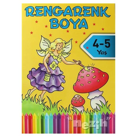 Rengarenk Boya (4 - 5 Yaş)