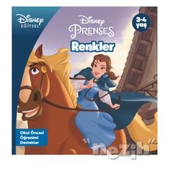 Renkler - Disney Eğitsel Prenses - Thumbnail