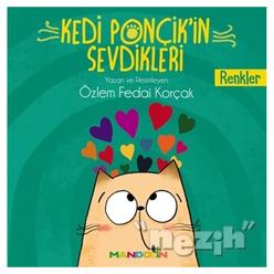 Renkler - Kedi Ponçik'in Sevdikleri - Thumbnail