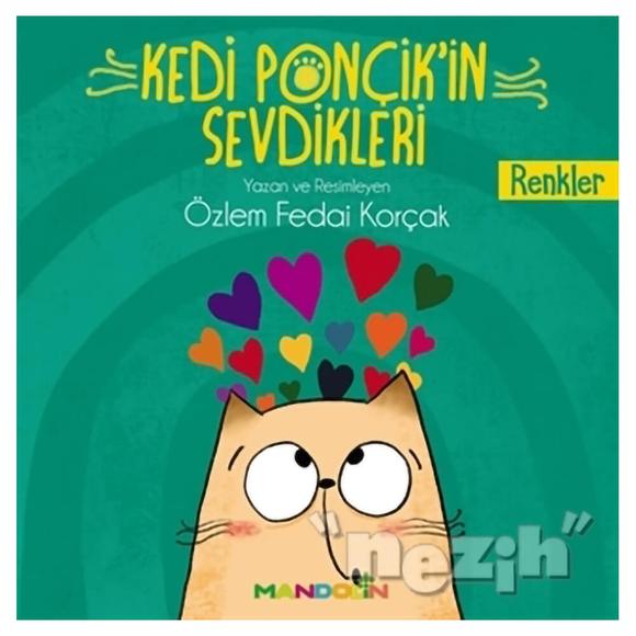 Renkler - Kedi Ponçik'in Sevdikleri