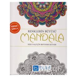 Renklerin Büyüsü - Mandala - Thumbnail