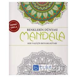 Renklerin Dünyası - Mandala - Thumbnail