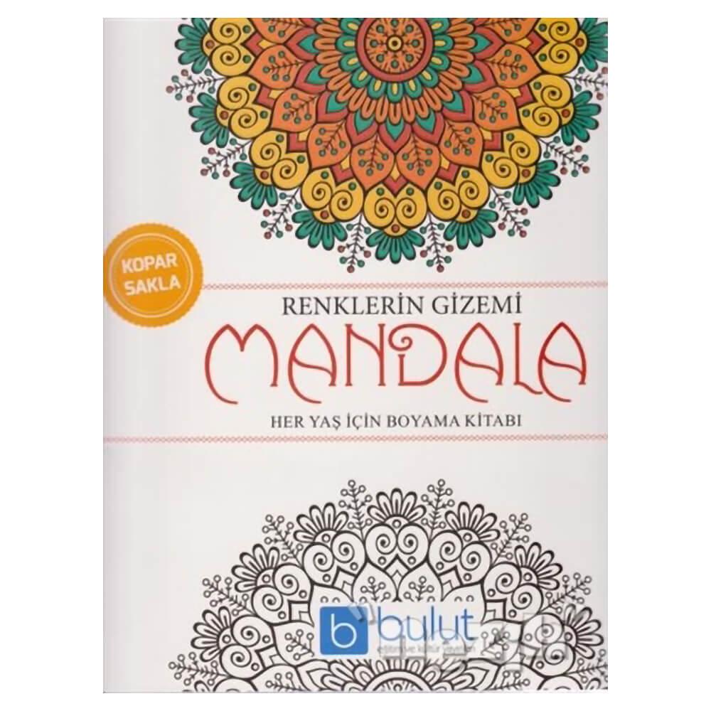 Renklerin Gizemi Mandala Her Yas Icin Boyama Kitabi Nezih