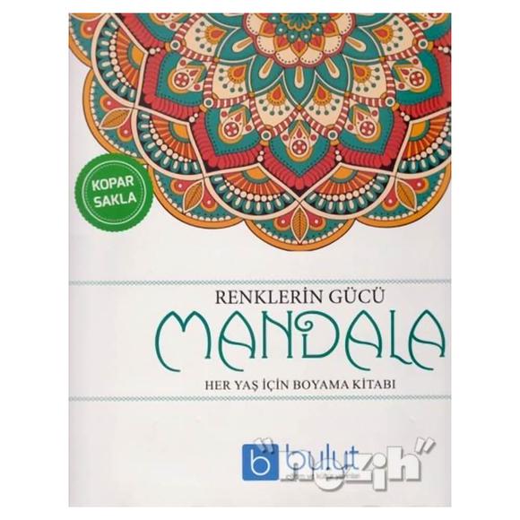 Renklerin Gücü - Mandala