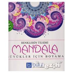 Renklerin Tılsımı - Mandala - Thumbnail