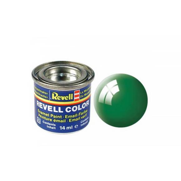 Revell Maket Boya Zümrüt Yeşili Parlak 14 ml 32161