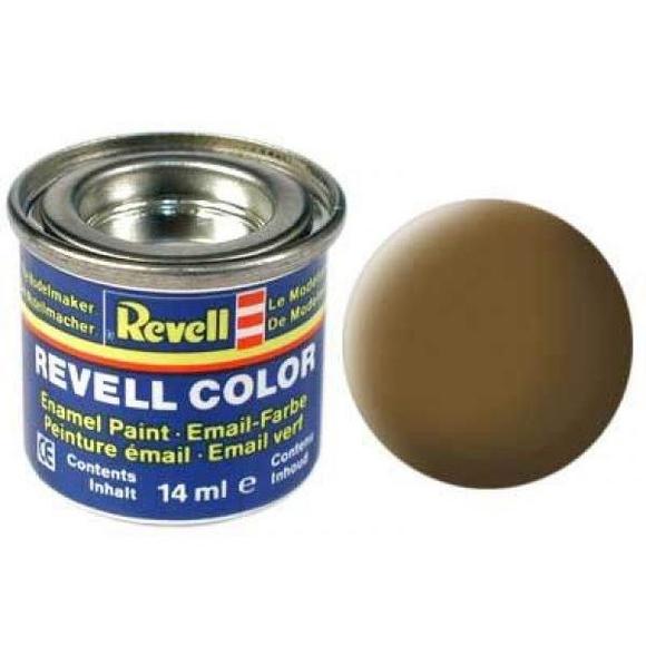 Revell Maket Boyası 14 ml Mat Koyu Kahve 32187