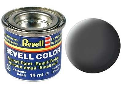 Revell Maket Boyası 14 ml Mat Zeytin Grisi 32166