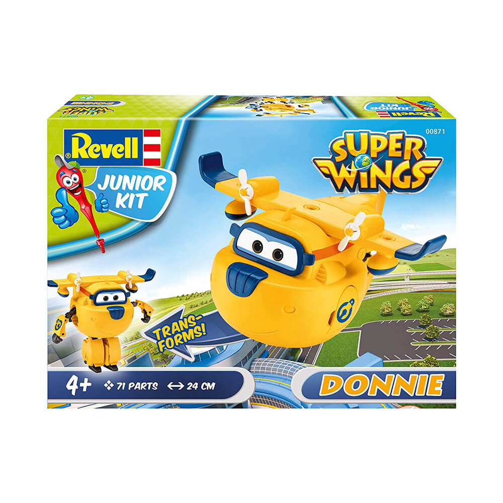 Revell Superwings Donnie Junior Kit Harika Kanatlar Donnie 00871