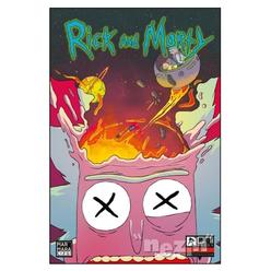 Rick and Morty 12 - Thumbnail