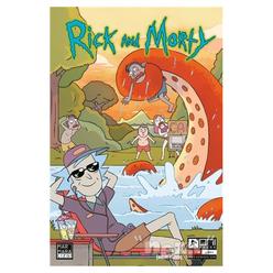 Rick and Morty 5 - Thumbnail