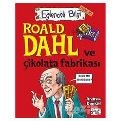 Roald Dahl ve Çikolata Fabrikası - Thumbnail