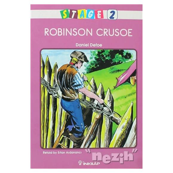 Robinson Crusoe Stage 2