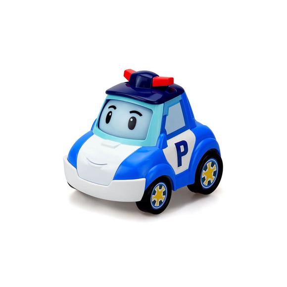 Robocar Poli Göz İfadesi Değişen Poli Araç 83274