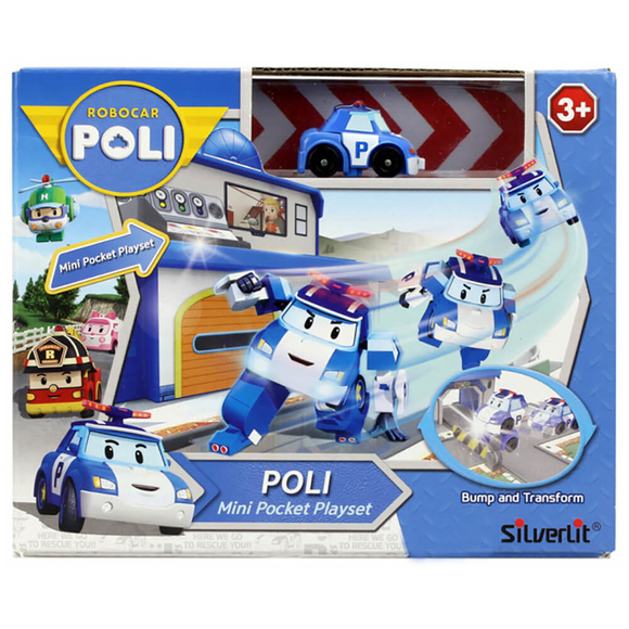 Robocar Poli Mini Oyun Seti 83386