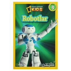 Robotlar (Readers 3) - Thumbnail