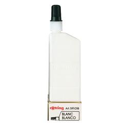 Rotring Rapido Mürekkebi 23 ml Beyaz S0216550 - Thumbnail
