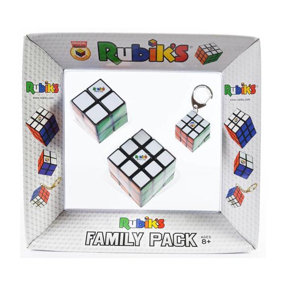 Rubik's Cube Family Pack Zeka Küpü Seti 5032