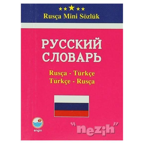 Rusça Mini Sözlük